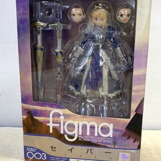 figma Fate stay night セイバー 甲冑Ver...