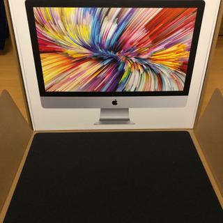 iMac(2020)27インチ 空箱と外箱
