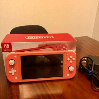Nintendo Switch LITE ピンク ニンテンドー ...