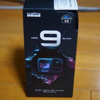 GoPro HERO9 Black CHDHX-901-FW 新...