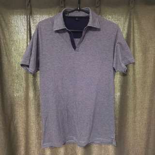 UNIQLO メンズポロシャツ QUICK DRY Mサイズ