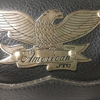 JTCアメリカン ポシェット レインカバー付き。