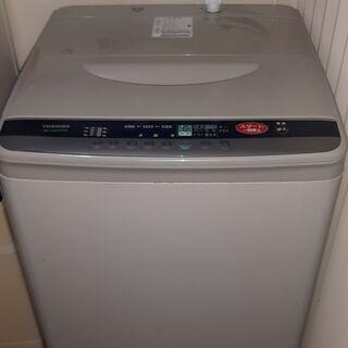 かなり古い洗濯機 東芝 AW-A60XP(H) 譲ります