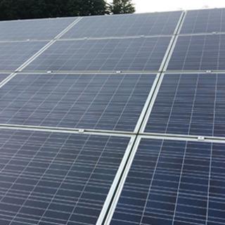 パネルの汚れで損をしています!太陽光発電ロスを無くす!!5万〜