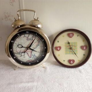 (最終処分)掛け時計&置時計 (ジャンク)