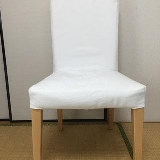 IKEA椅子2脚 引取に来てくださる方限定