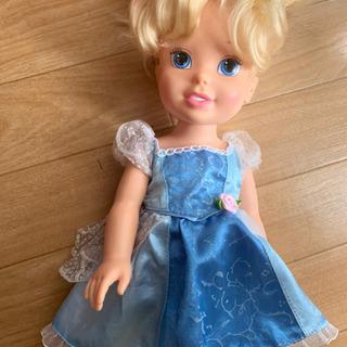 シンデレラ人形