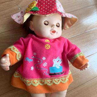 可愛いぽぽちゃん人形
