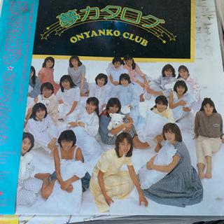 おニャン子クラブ レコード