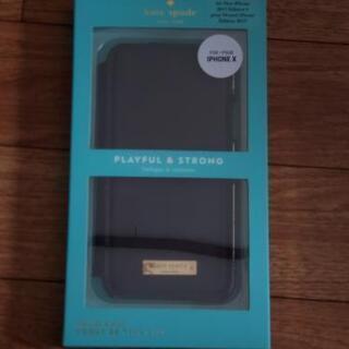 ケートスペードiPhone XSケース
