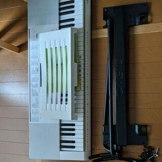 カシオ電子ピアノLK218
