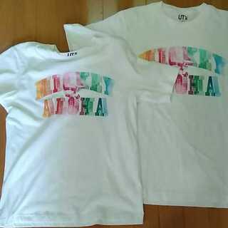 ミッキー Tシャツ 2枚 【ユニクロ】