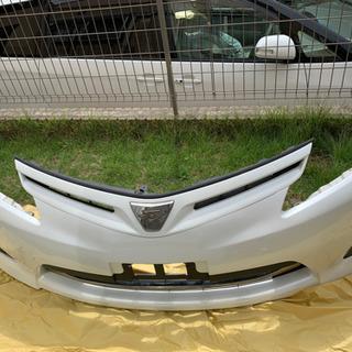ACR50 エスティマ アエラス 純正 フロントバンパー グリル フォグの画像