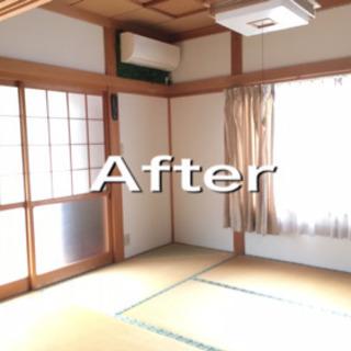 普通の和室→モダンな和室へ 和室の土壁を白色塗装いたします。 - 地元のお店