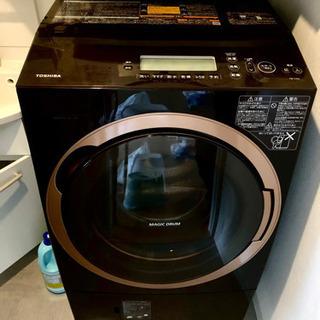洗濯機🔵東芝 2017