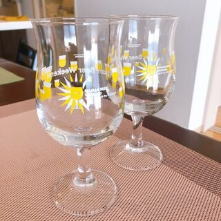 【非売品】ベルギービールウィークエンドグラスセット