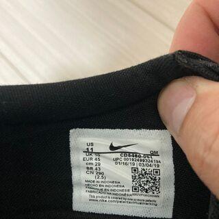 靴「ナイキ CD5460-001」売ります。