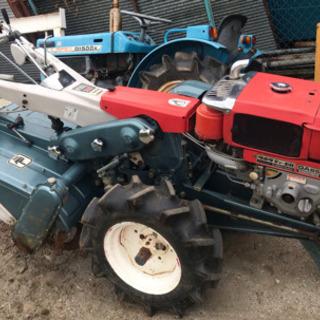 クボタ K700A 耕運機 ディーゼルエンジン 8.5馬力
