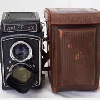 WALZFLEX二眼レフカメラ