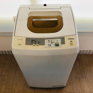 【6ヶ月安心保証付】HITACHI 全自動洗濯機