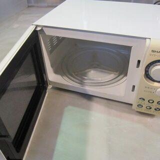 【無料】電子レンジ / ターンテーブル式(SHARP製)
