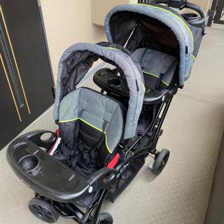 babytrend ベビーカー 2人乗り 双子
