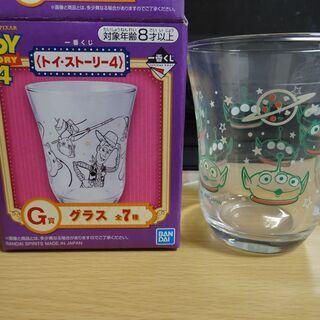 一番くじ トイストーリー4 G賞グラス
