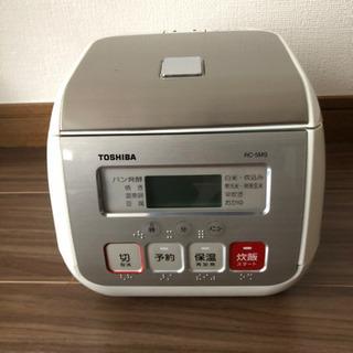 TOSHIBA 炊飯器 3合炊き