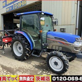 【茨城発】点検、整備済み イセキ トラクター AT370-SPG...