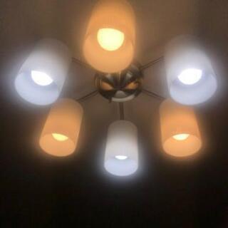 オシャレな照明器具  LED  シーリングライト
