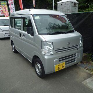 (ID2522)軽バン専門店在庫50台 日産 NV100ク…