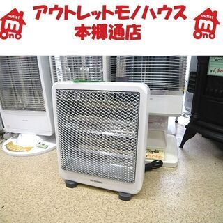 札幌 電気ストーブ 2018年製 アイリスオーヤマ IEH…