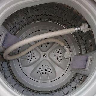 Haier 全自動洗濯機 4.5kg JW-C45A 2017年製 - 家電
