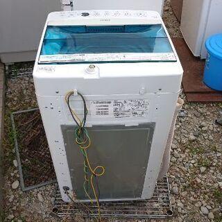 Haier 全自動洗濯機 4.5kg JW-C45A 2017年製 - 売ります・あげます
