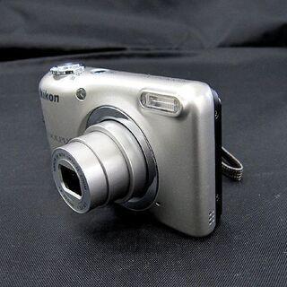 ニコン☆デジタルカメラ COOLPIX A10 クールピクス 単三電池2本使用 Nikon 札幌東区 - 札幌市