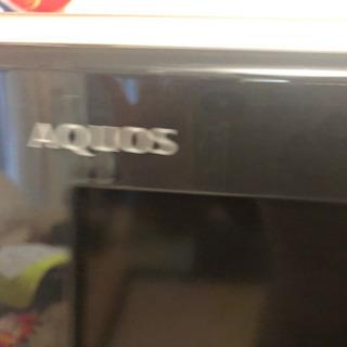 受け渡し予定者決定: 液晶テレビ SHARP AQUOS 46インチ