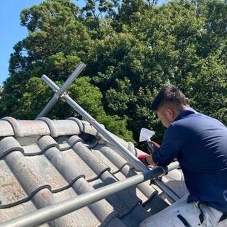 屋根漆喰工事 地域最安値