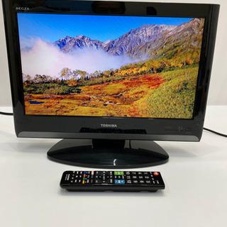 東芝 19V型 液晶 テレビ 19A8000(K) ハイビジョン