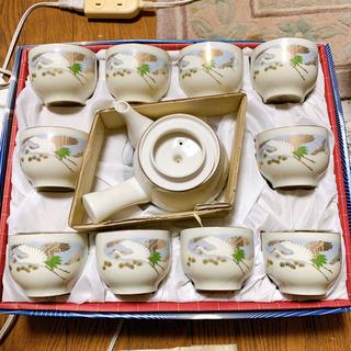 湯呑み茶碗 急須 セット