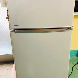 一人暮らし向け 冷蔵庫 86L ツインバード HR-DB86-W...