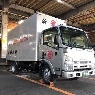 近隣エリア限定/2t4t集配ドライバー/東京都足立区勤務