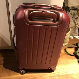 スーツケース 2-3泊用