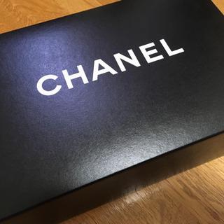 【値下げ】CHANELの空箱