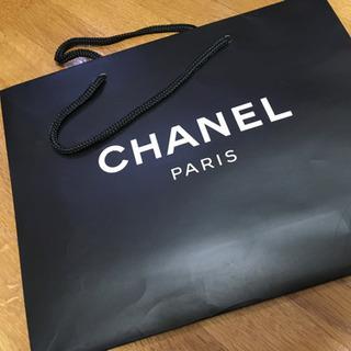【値下げ】CHANEL紙袋