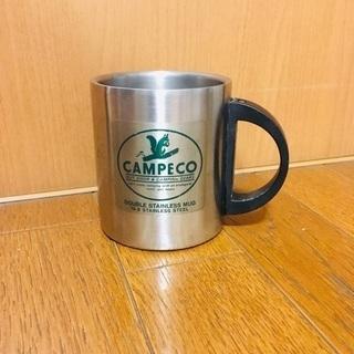 campeco ダブルステンレスマグ 18-8 450ml