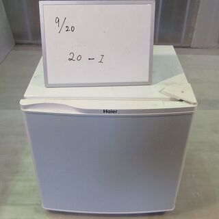 1ドア冷蔵庫40L ハイアール JR-N40E 2014年製