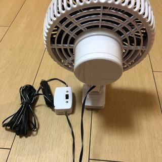車内 扇風機 サーキュレーター