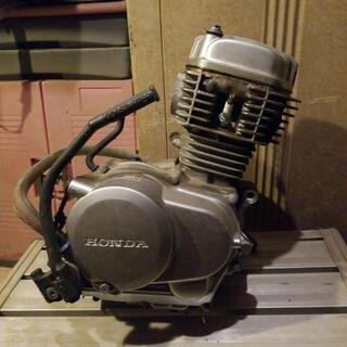 売約済み エイプ50 エンジン ジャンク