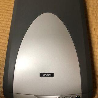 エプソン スキャナ GT-F500 美品
