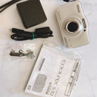 Nikon ニコン COOLPIX S32 (クールピクス S32)